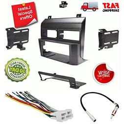 1988-1994 Chevrolet & GMC Complete Double Din Dash Kit + Poc