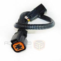 1x O2 Oxygen Sensor Extension Harness Invidia Evo Dump Pipe