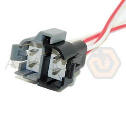 1x Set Connector 2-way 2 pin for Ignition coil PT166 PT1909