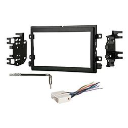 Metra 95-5812 2-DIN Dash Kit + Harness + Antenna Adapter for