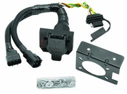 20137 Tow Ready Multi-Plug T-One Connector 7-Way / 4-Flat Co
