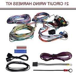 TERRAIN VISION 21 Circuit Wiring Harness Kit Hot Rod Univers