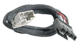 Husky 31686 Brake Controller Wiring Harness with Square Conn