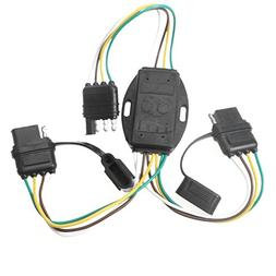 Net Wiring Harness | Wiring-harness.org on 4 wire plug connector, three wire trailer harness, 7 wire trailer harness, five wire trailer harness, 6 wire trailer harness, wiring harness,