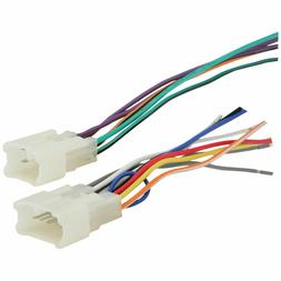 Metra 70-1761 1987 and Up Toyota Receiver Wiring Harness Fre