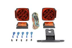 Maxxtow Towing Products 70205 12V LED Trailer Light Kit