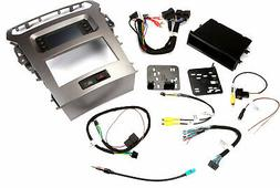 Metra 99-5847CH Single/Double DIN Dash Kit Select 2011-15 Fo
