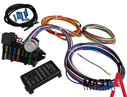 A-Team Performance 12 CIRCUIT UNIVERSAL WIRE HARNESS MUSCLE