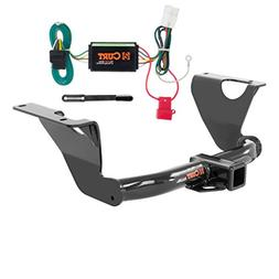 CURT Class 3 Trailer Hitch Bundle with Wiring for 2014-2016