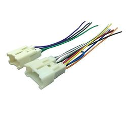 DKMUS for Toyota 1987 up Car Radio Wire Cable Wiring Harness