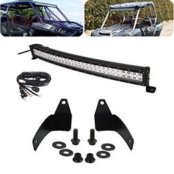 Dasen 30 Inch 180W High Power Off Road Curved LED Light Bar