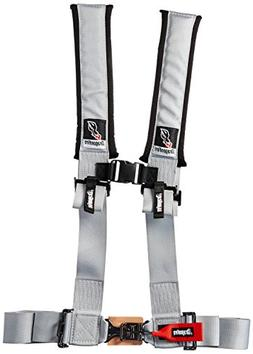 "DragonFire 520924 3"" Sewn Grey Harness Restraint"