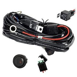 Eyourlife Wiring Harness, Heavy Duty Wiring Harness Kit for