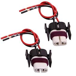 GZXY H11 H8 880 881 High Temperature Cer... High Temperature Wiring Harnesses on