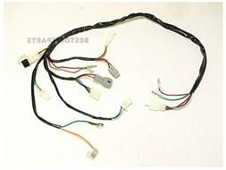 MAXFASTMAX Wire Harness Wiring Assembly for Yamaha PW50 PW 5