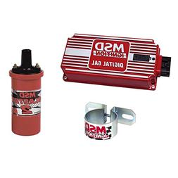 MSD 6425-K Ignition Kit Digital 6AL Box Blaster 2 Coil Unive