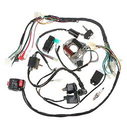 Minireen Full Wiring Harness Loom kit CD... on