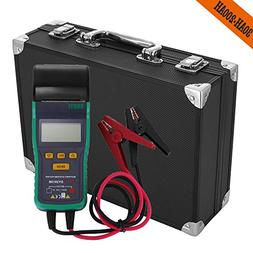 Mophorn DY2015B 12V Battery Analyzer with Printer Automotive