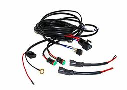 OZ-USA 16# AWG Double DT Plug Wiring Harness Kit with DC 12v