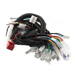 Ultima Complete Electrical Main Wiring H... on ultima electronic wiring system, ultima harness 18 530, ultima motor wiring diagram,