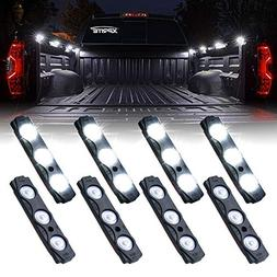 Xprite Led Rock Light for Bed Truck, 24 LEDs Cargo Truck Pic