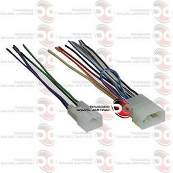 AFTERMARKET STEREO WIRING HARNESS FOR SELECT 1987-2008 TOYOT
