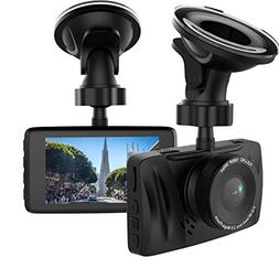 Carmen Car Driving Recorder,Full HD 1080P 3.0 Inch Car Video