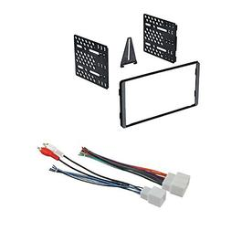 CAR Radio Stereo Radio KIT Dash Installation MOUNTING Wire H