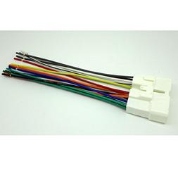 ConPus CAR Stereo CD Player Wiring Harness Wire AFTERMARKET