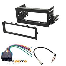 CAR Stereo Dash Install MOUNTING KIT Wire Harness for  Cadil