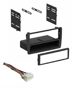 ASC Audio Car Stereo Dash Kit and Wire Harness for installin