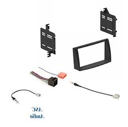 ASC Audio Car Stereo Install Dash Kit, Wire Harness, Antenna