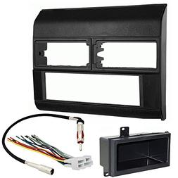 Car Stereo Install Dash Kit Chevy Pickup 88 89 90 91 92 93