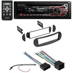 CAR Stereo Radio Receiver + Dash Installation MOUNTING KIT W