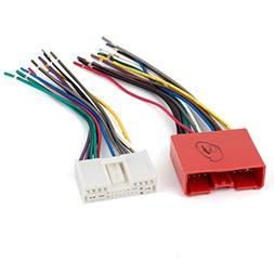 uxcell 2 Pcs Car Van Stereo Female Male Wiring Harness