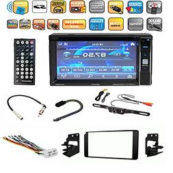 Chevrolet, GM SUV / Truck 1995-2002 6.5 inch Touch Screen Do