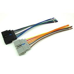 CHRYSLER DODGE JEEP CAR STEREO CD PLAYER WIRE HARNESS AFTERM