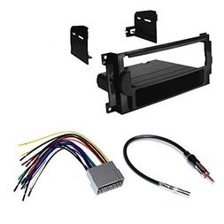 Jeep 2005-2007 Grand Cherokee CAR Stereo Dash Install MOUNTI
