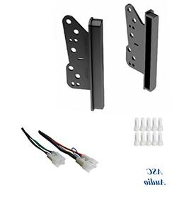 ASC Double Din Car Stereo Dash Kit and Wire Harness for some