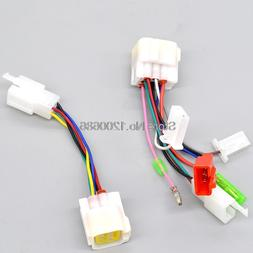 Electric bicycle controller wire <font><b>harness</b></font>