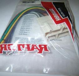 GM4001 GM Wire Harness Aftermarket Radio Replace Factory Met
