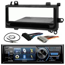 "JVC KD-AV41BT 3"" Inch Bluetooth In-Dash CD Car Stereo Audio"