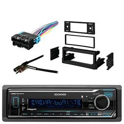 Kenwood Receiver with AM/FM Tuner with Bluetooth with Metra
