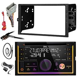 JVC KW-R920BTS Double DIN Bluetooth Car Stereo Receiver CD P