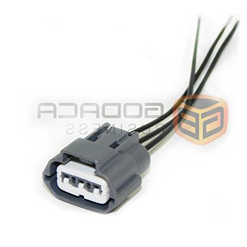 1 X Plug Connector Harness Pigtail for Nissan and Mazda Igni