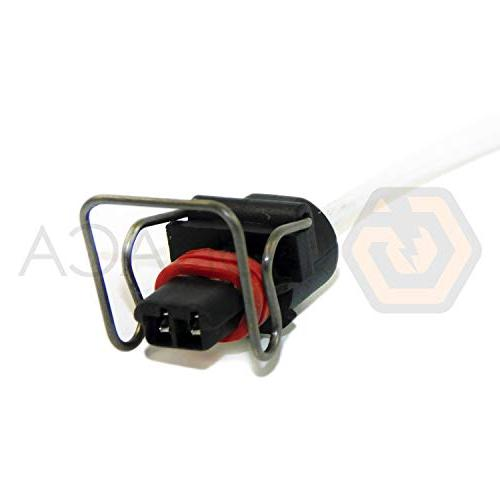 1x Connector 2-way 2 pin for Ford Powerstroke