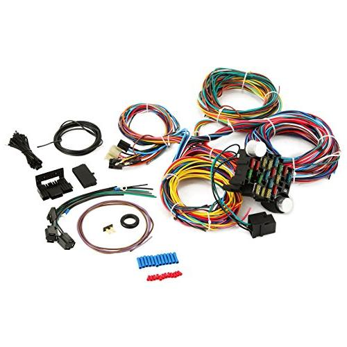 Mophorn 21 Harness Kit Wiring Color for Ford Chrysler