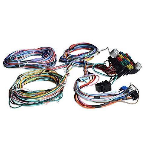 TERRAIN VISION Wiring Universal for Car Hot Rods