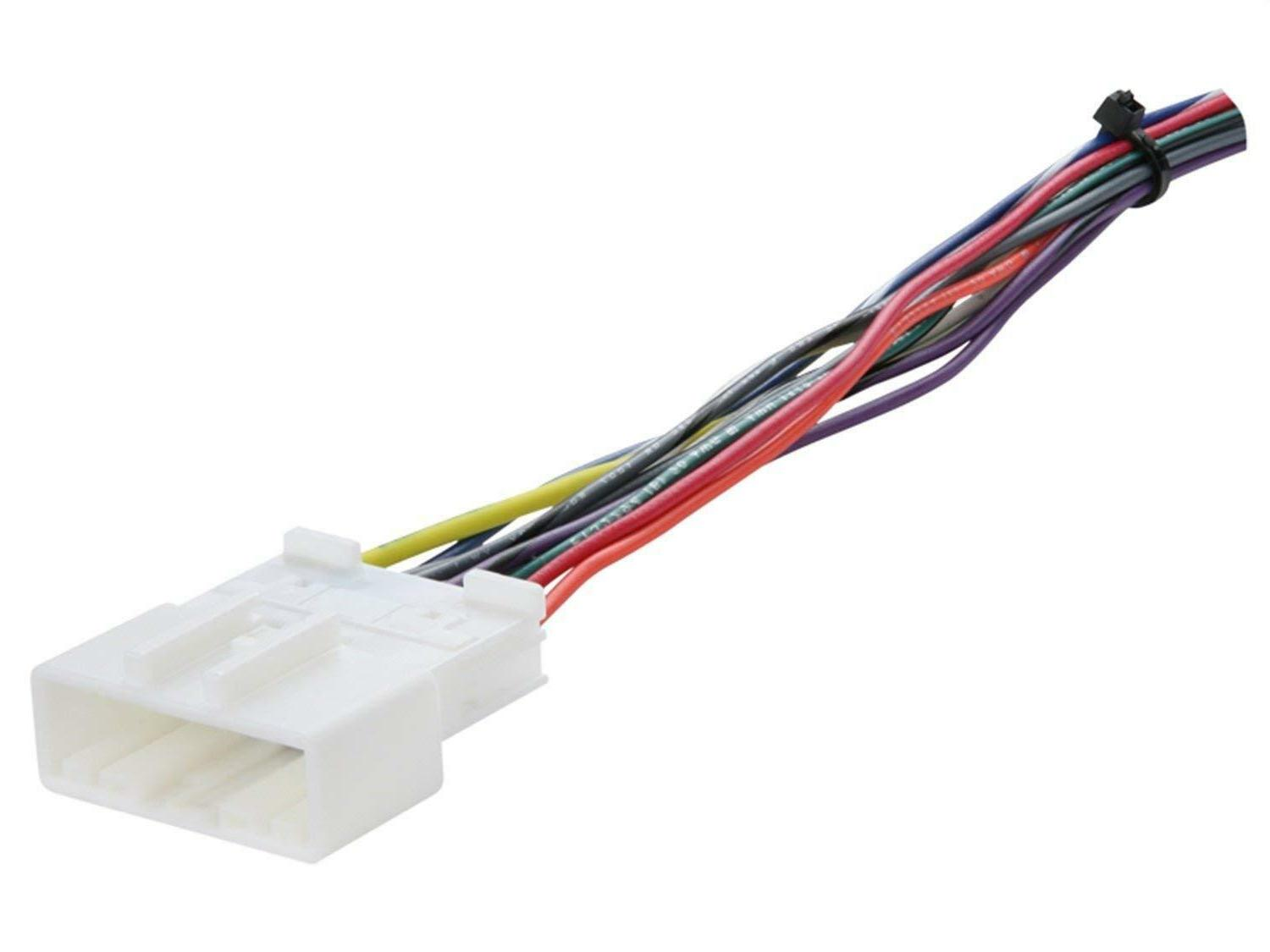70 7552 radio wiring harness for nissan