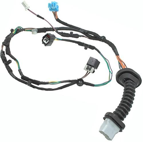 APDTY 756617 Power Door Lock Wire Wiring Pigtail Connector H
